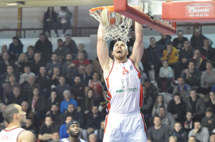 Nenad Nerandžić > Player : ABA League