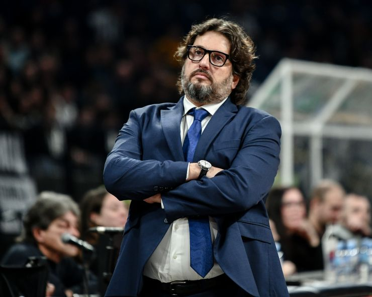 Andrea Trinchieri > Coach : ABA League