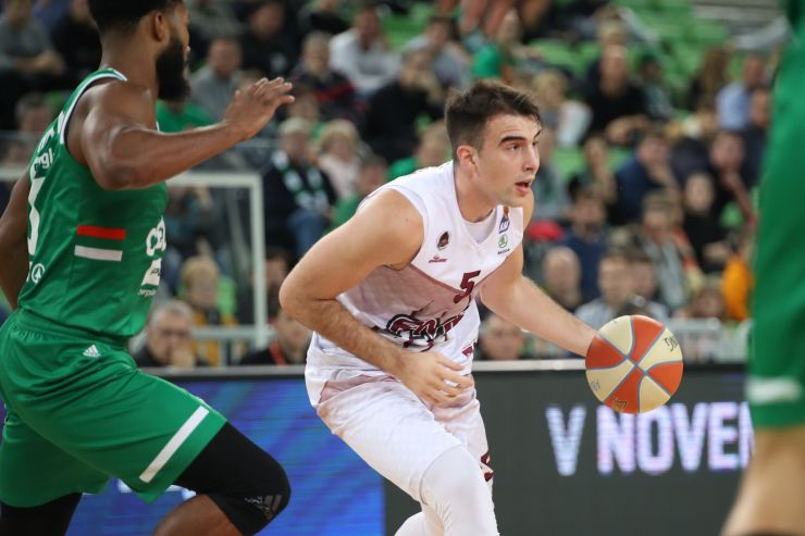 Marko Pecarski > Player : ABA League