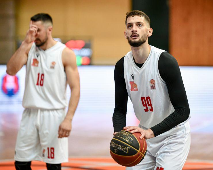 Mladen Grušanović > Player : ABA League