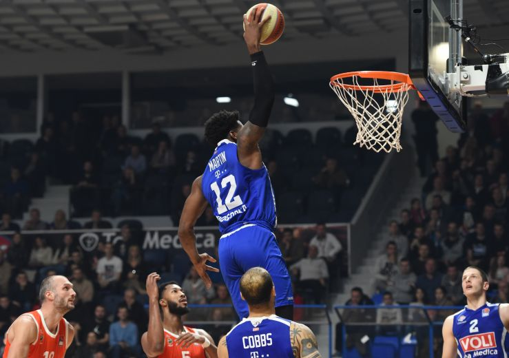 Play of the day: Monster dunk by Hassan Martin