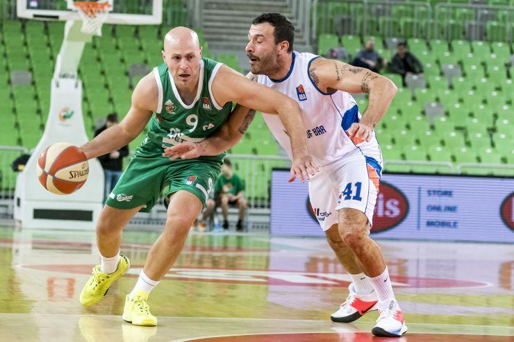 Cedevita Olimpija parts ways with Mulalić, Zagorac and Krampelj