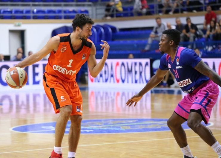 Cedevita advance to the ABA Super Cup Finals