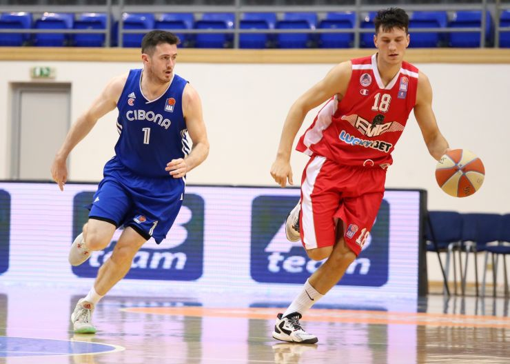 FMP beat Cibona in Bar