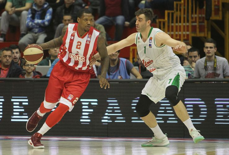 Crvena zvezda mts convincing against Union Olimpija