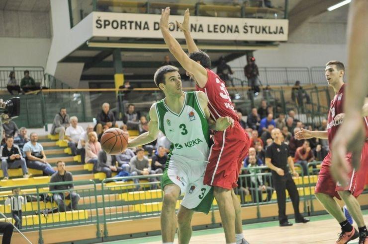 Igor Tratnik is the new Petrol Olimpija player