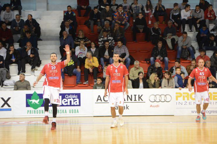 Darko Balaban inks contract with Borac