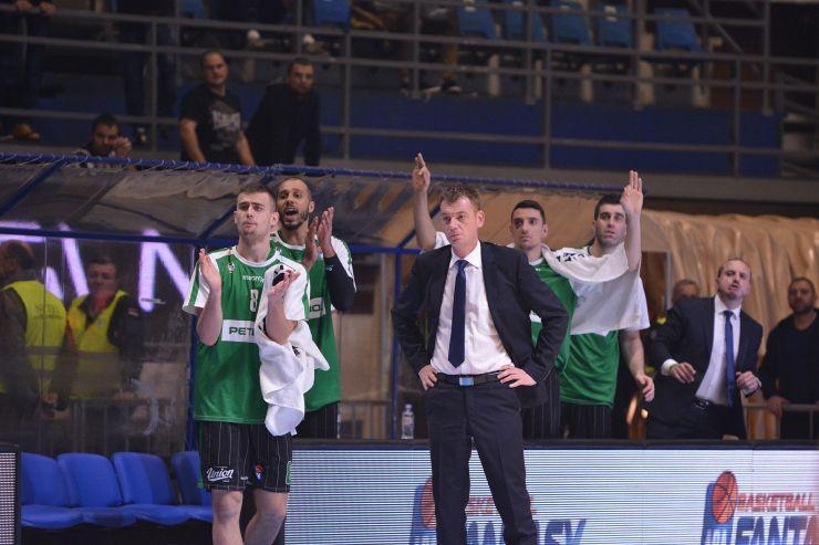 Petrol Olimpija beat Partizan NIS in thrilling ending