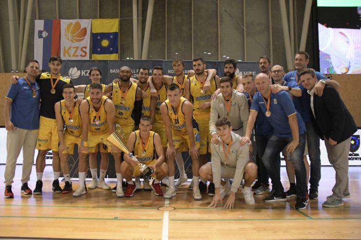 Koper Primorska crowned Slovenian Super Cup winners