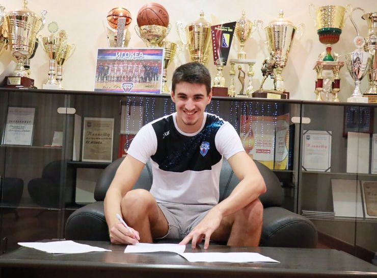 Igokea signed with Johnson and Adamović, extended with Janković