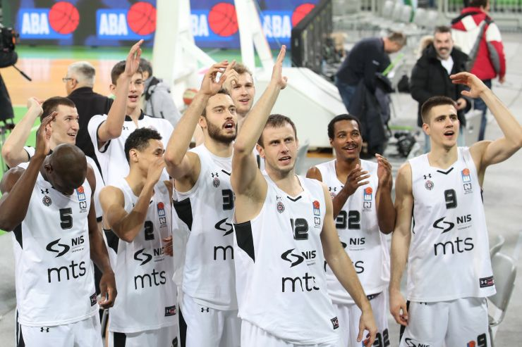 Partizan win the thrilling Serbian Cup Final against Zvezda