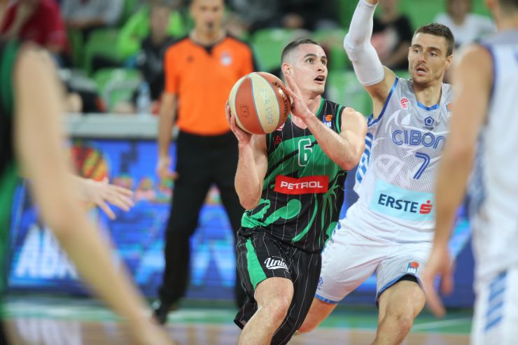 Two old rivals trying to reach the safe zone – Cibona vs. Olimpija