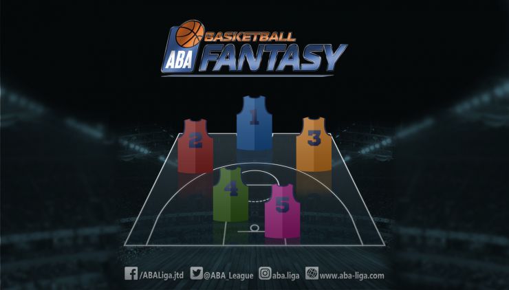 Welcome to the 2017/18 ABA Basketball Fantasy