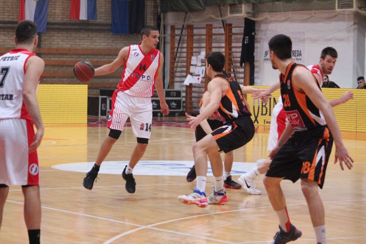 Zrinjski shined in their last game at home court