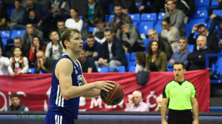 Round 19 MVP: Draško Albijanić (Spars)