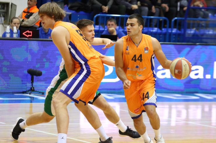 Domestic Leagues: It's not over - Mornar down Budućnost VOLI in Podgorica