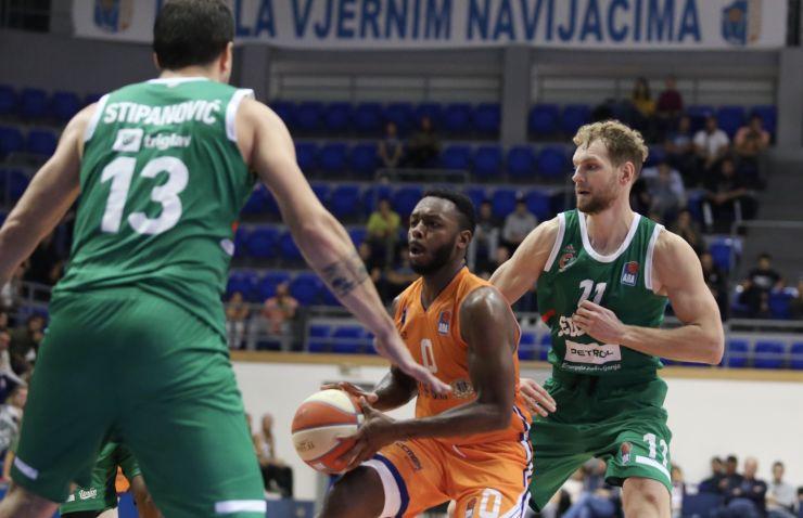 Battle for Playoffs in Ljubljana – Cedevita Olimpija host Mornar