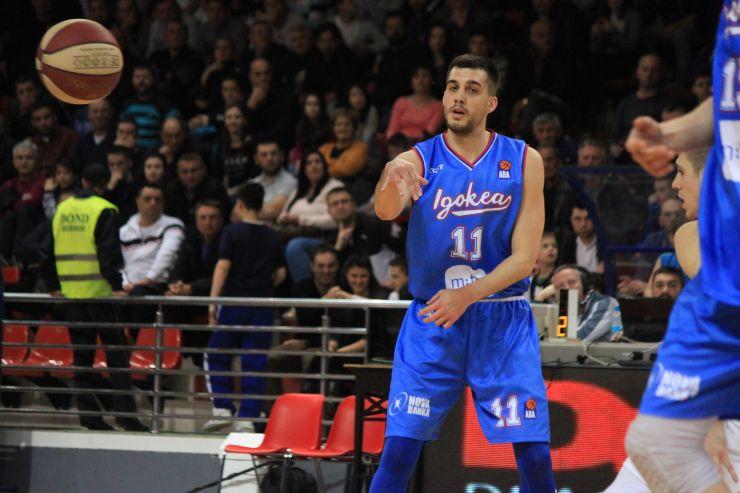Igokea make the first step towards finals in BiH