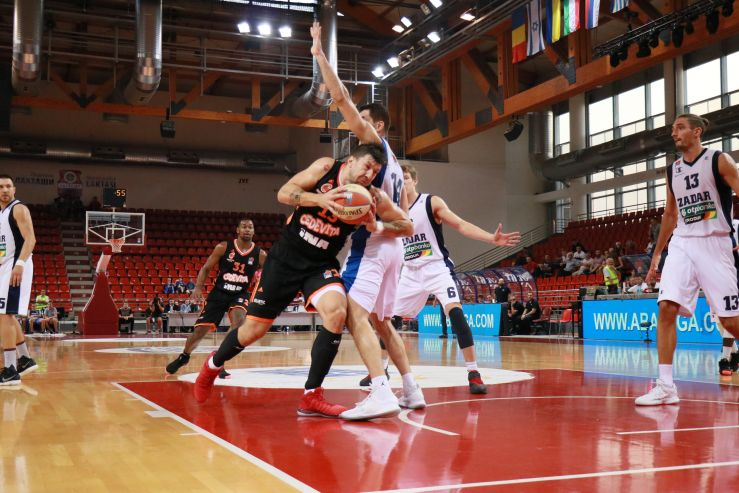Cedevita will play in the 2018 ABA Super Cup semifinals
