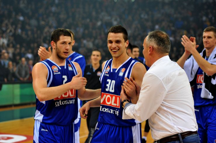 #ABAMemories: When Budućnost VOLI qualified for their 1st ever ABA Finals