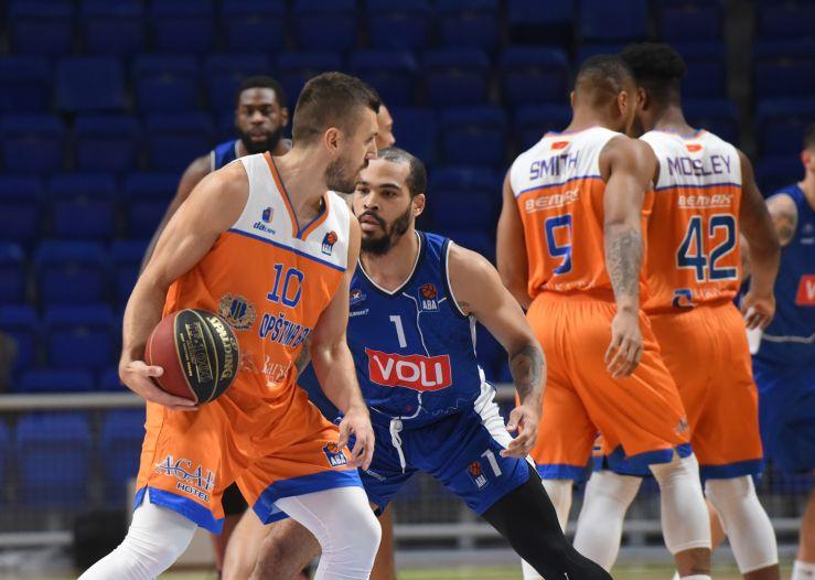 National Championships: Huge wins for Cibona and Mornar