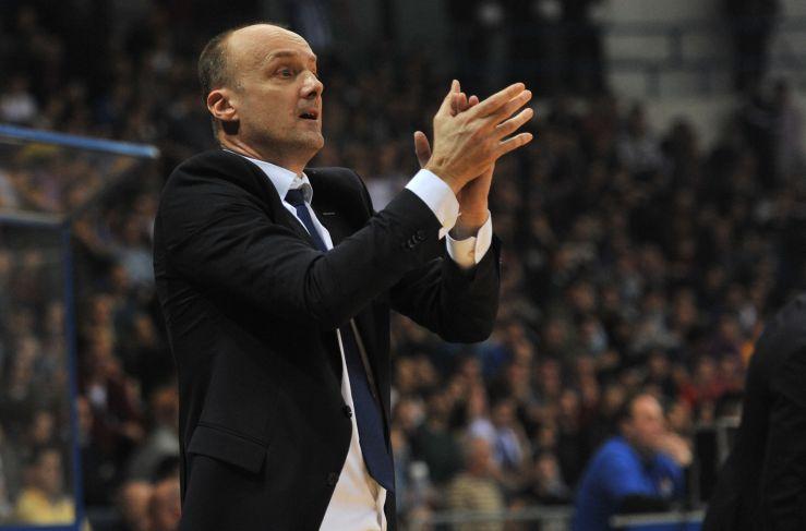 Jurij Zdovc is the new head coach of Petrol Olimpija
