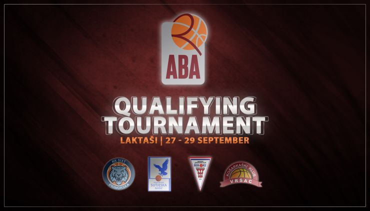 Schedule of the Qualifying Tournament is now set