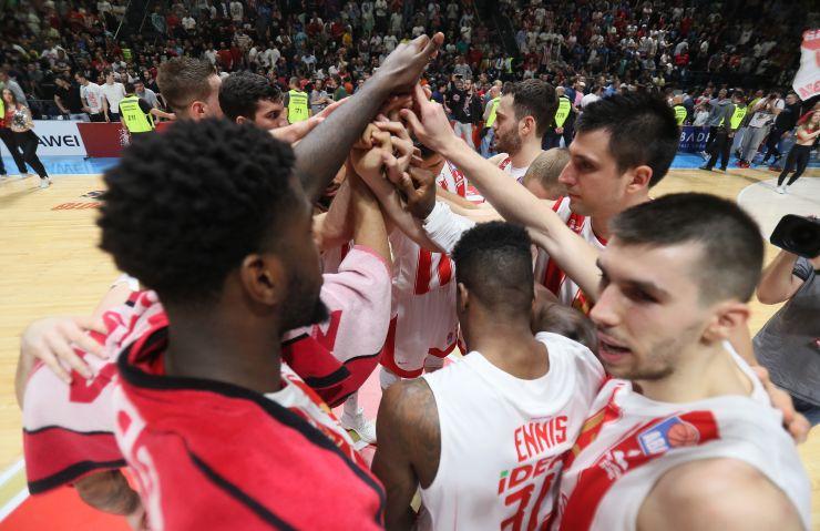 National championships: Zvezda in the Semis