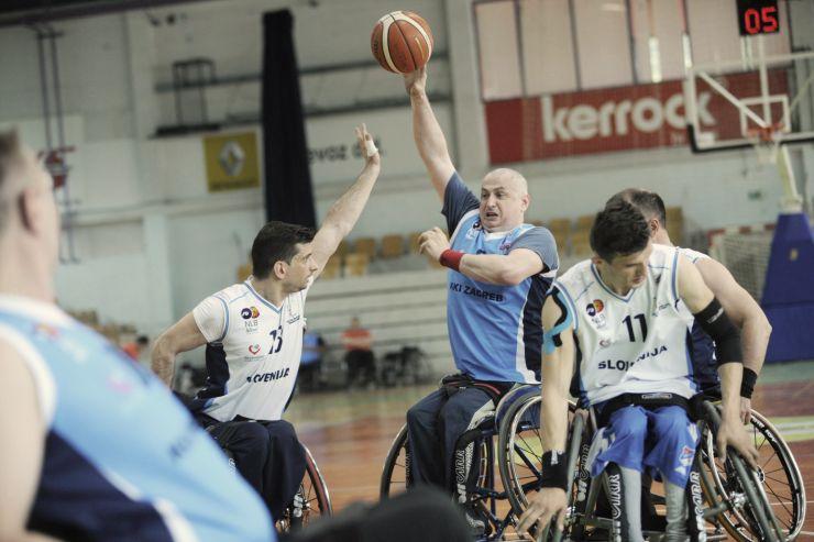 RWBL: Semi-final tournament in Bihać