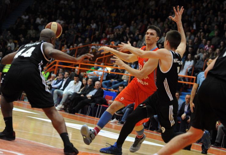 Game two: Partizan wish to level the series at home court