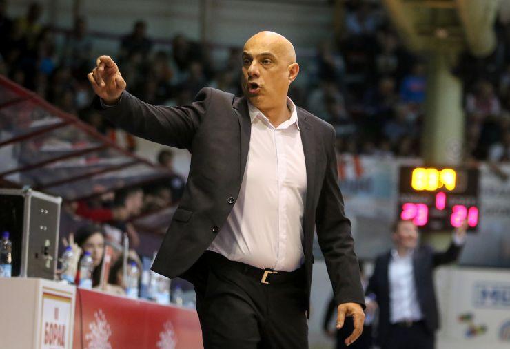 Bojić resigned from Borac head coach position