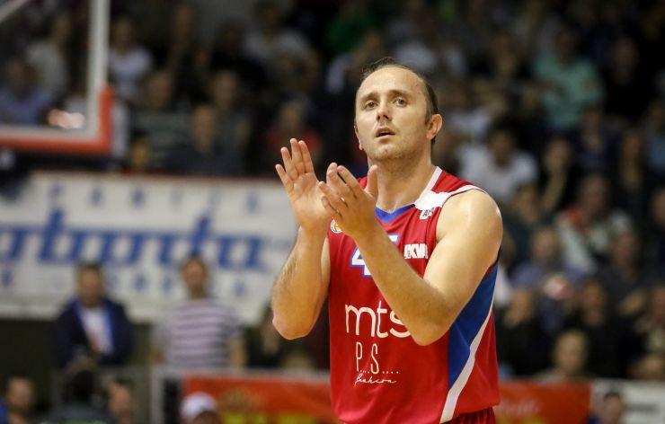 Marko Marinović ends playing career and becomes head coach of Borac