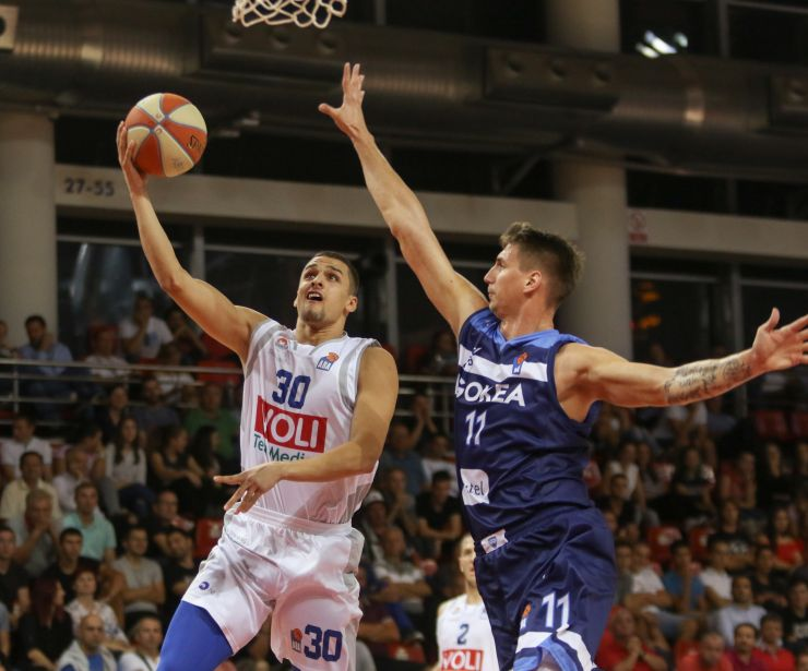 Budućnost VOLI made it to the semis after winning the thriller vs. Igokea