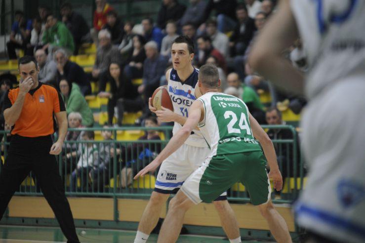 Important road win for Igokea in Novo mesto