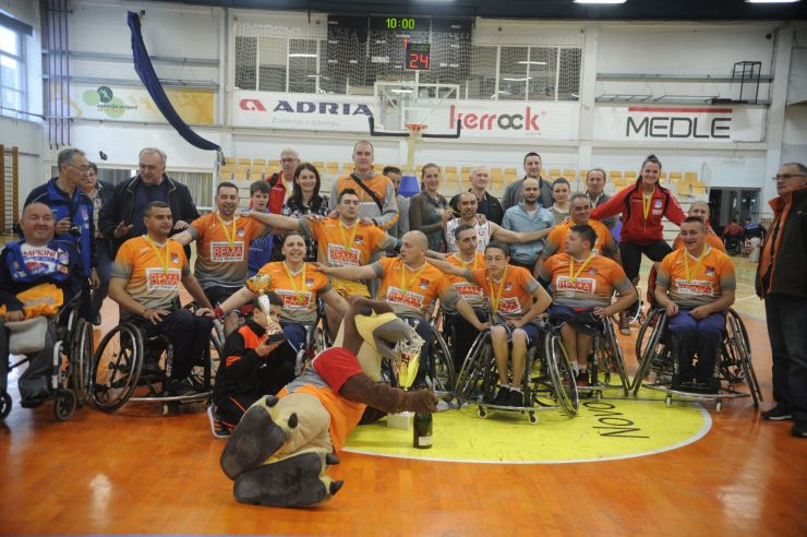 RWBL: KKI Vrbas champions for 4th time in a row