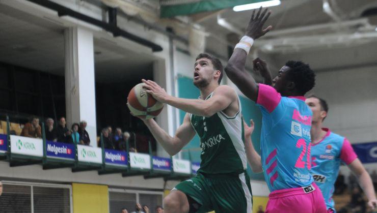 Krka bounce back with big home win over Mega
