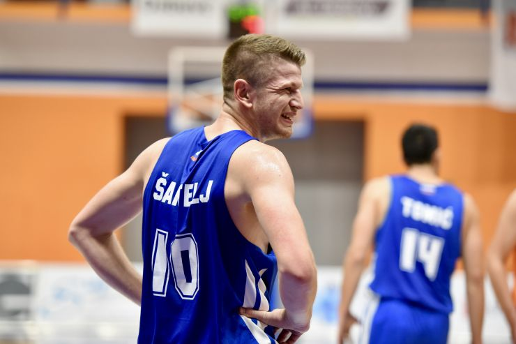 By signing with Šantelj, Helios Suns squad is completed