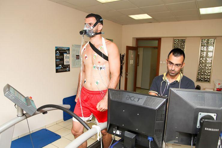 Crvena zvezda mts started their training camp