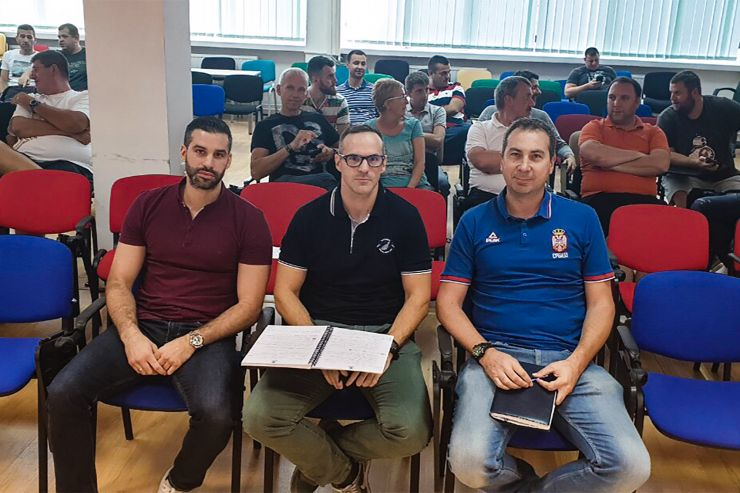 Seminar for ABA League and ABA League 2 statisticians took place in Belgrade