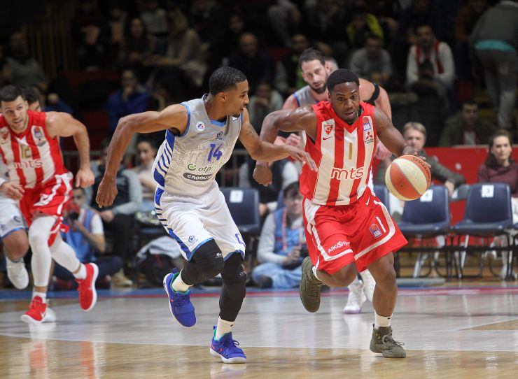 EC: Crvena zvezda mts have qualified for TOP 16 stage