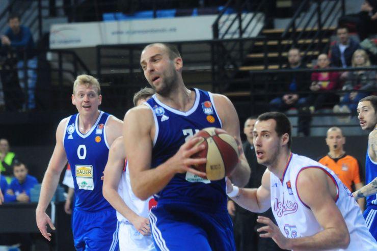 Igokea seize the away win against MZT Skopje Aerodrom