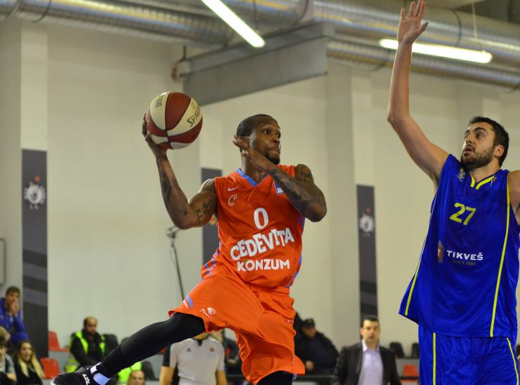 Cedevita in front of Karpoš - Three wins and the 2nd place will be painted in orange