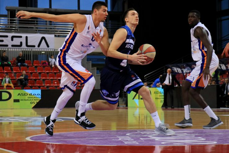 Round 22 MVP: Danilo Anđušić (Igokea)