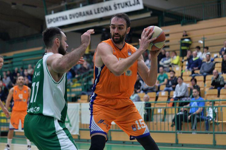Mornar grab the away win in Novo mesto