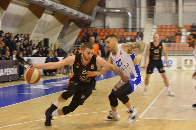 Dynamic VIP PAY grab the win in Novi Pazar