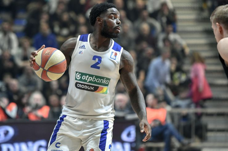 Zadar part ways with Bryon Allen