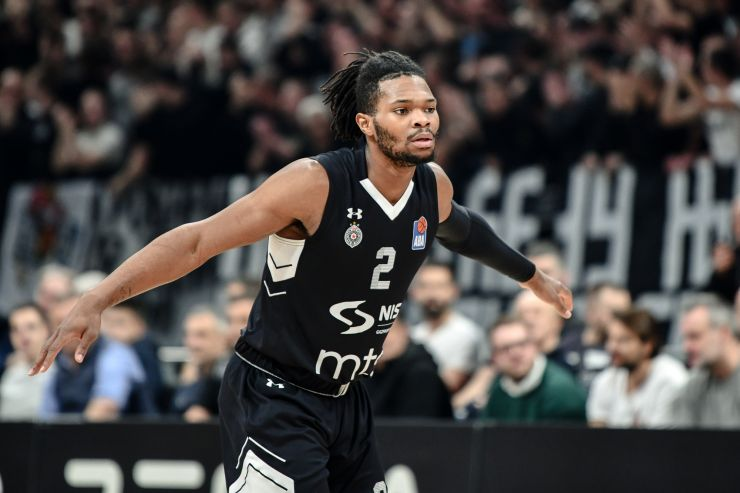 Corey Walden moves from Partizan NIS to Crvena zvezda mts