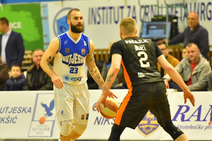 Sutjeska beat Dynamic VIP PAY and advance to the 2020 ABA 2 Playoffs