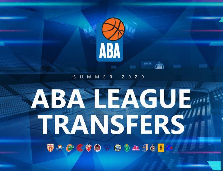 ABA League Transfers - Summer 2020