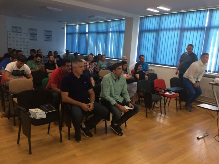 Seminar for statisticians of the ABA League clubs was held in Belgrade